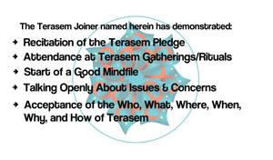 Joinership Card